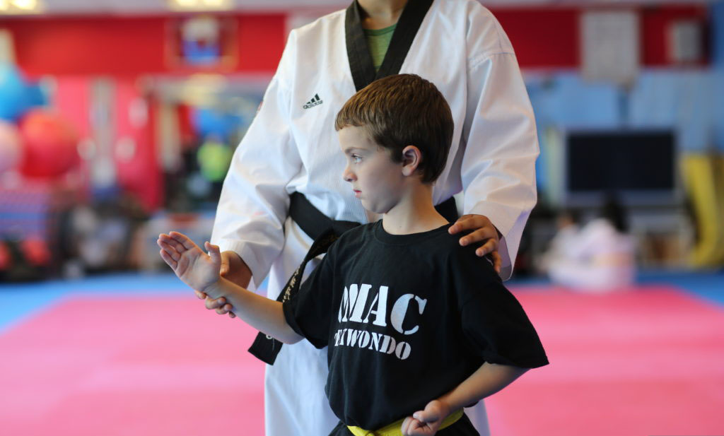Kids martial arts in new westminister