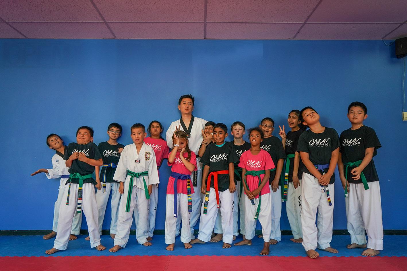 Martial Arts Afterschool Program New Westminster